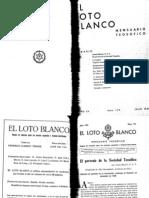Loto Blanco Julio 1931