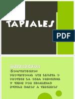 TAPIALES