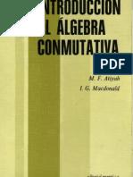 Atiyah-MacDonald, IntroducciÓn al Algebra Conmutativa