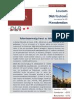 DLR | BAROMETRE Q4 2011