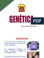 Clases de Genética