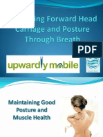 Correcting Forward Head