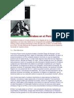 La Huella Arabe en El Peru