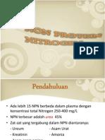 Non Protein Nitrogen Kel 4