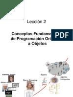 L2 - Conceptos Fund Amen Tales de POO