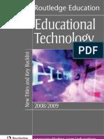 Education Technology 2009 Uk
