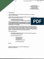 Aetna Pre-Determination Documents