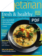 Vegetarian Times - September 2011