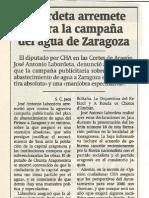19991222 H Labordeta Agua Calidad