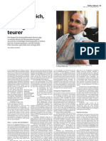 Lucentis - Horrende Medikamentenpreise - WoZ_110916