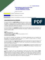 Autocad 2007 comandos ingles español