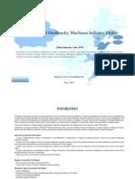 China Animal Husbandry Machines Industry Profile Cic3674