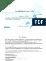 China Balls Mfg. Industry Profile Cic2421