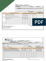 Formato Programacion Excel Basico Kielvis Yair