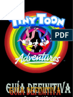Guía Definitiva - Tiny Toon Adventures (Nes)