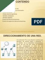 Direccionamiento de Una Red