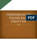 an Politik Bani Umayyah