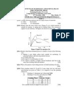 Workshop Practice_Comprehensive Exam_Part A