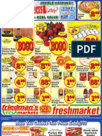 Friedman's Freshmarkets - Weekly Ad - March 15 - 21, 2012