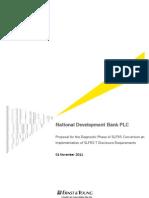 NDB Full Conversion Proposal _diagnostic
