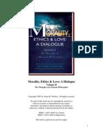 Morality, Ethics & Love