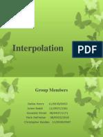 Interpolation 123 Final 1