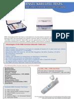 Forensic Test Leaflet