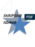 SKRIPSINE NDANG DIGARAP