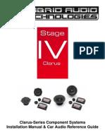 Clarus Manual