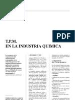 Tpm en La Industria Quimica