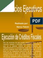 DIAP DE LOS JUICIOS EJECUTIVOS para mañana