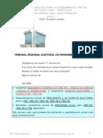 1 - Exercícios Eleitoral - Ricardo Gomes
