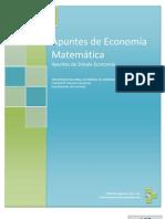 Apuntes de Economía Matemática 2012