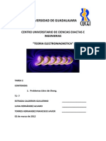 . Problemas Libro de Cheng teoria electromagnetica