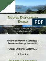 Ecology Energy David