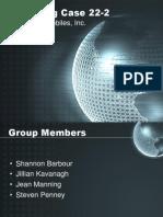 Shuman Group 1