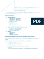 Estructuras de Forma Activa