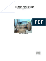 Urea Melt Pump Design Paper (1)