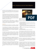 1vga671048 - Internal Arc Containment, Resistance and Arc Flash Mitigation