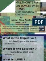 Model Spasial Untuk Mitigasi Bencana Dengan ILWISS 3-4