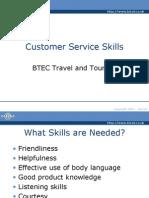 Customer Handling Skills