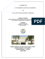 Derivatives & Trading