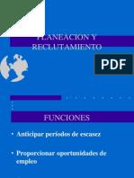 SELECCCION Y RECLUTAMIENTO