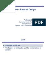 001 2010_Bridges_EN1990 Bisis of Design Some Briefing