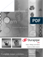 Durapipe ABS Pipe Catalogue