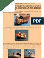 SUITEdes Travaux Sur Le 1000kg Renault