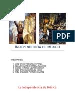 La In Depend en CIA de Mexico