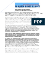PR PMA Grad and HoR Inquiry March 13