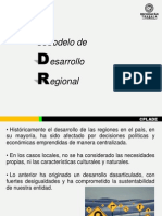 Desarrollo Regional 2011