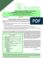 SMI-Newsletter Issue 16